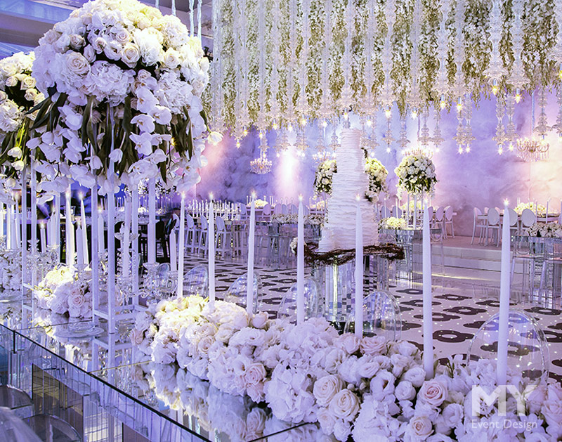 My Event Design | Marble All Over