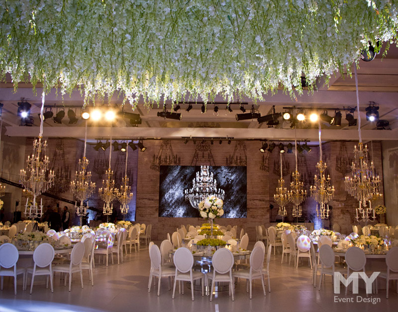 My Event Design | Palatial Sophistication