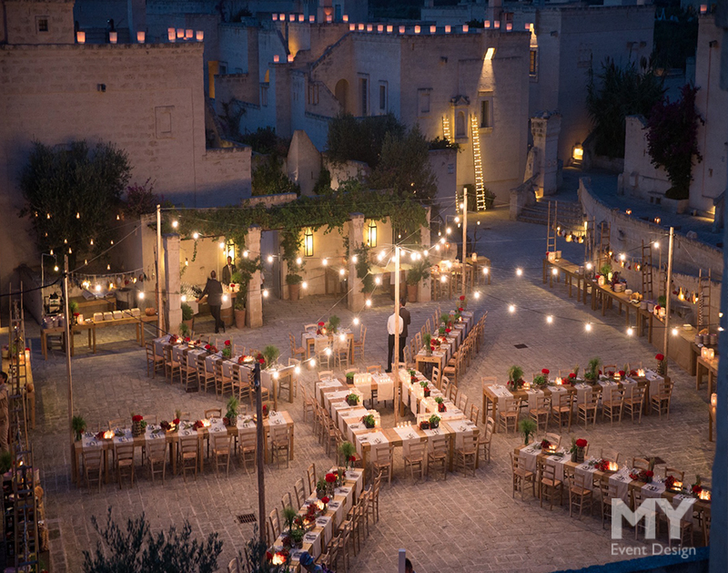 My Event Design | The Apulian Night