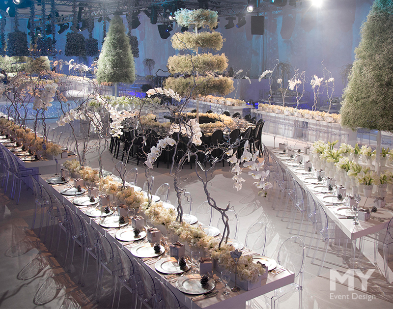 My Event Design | Winter Wonderland