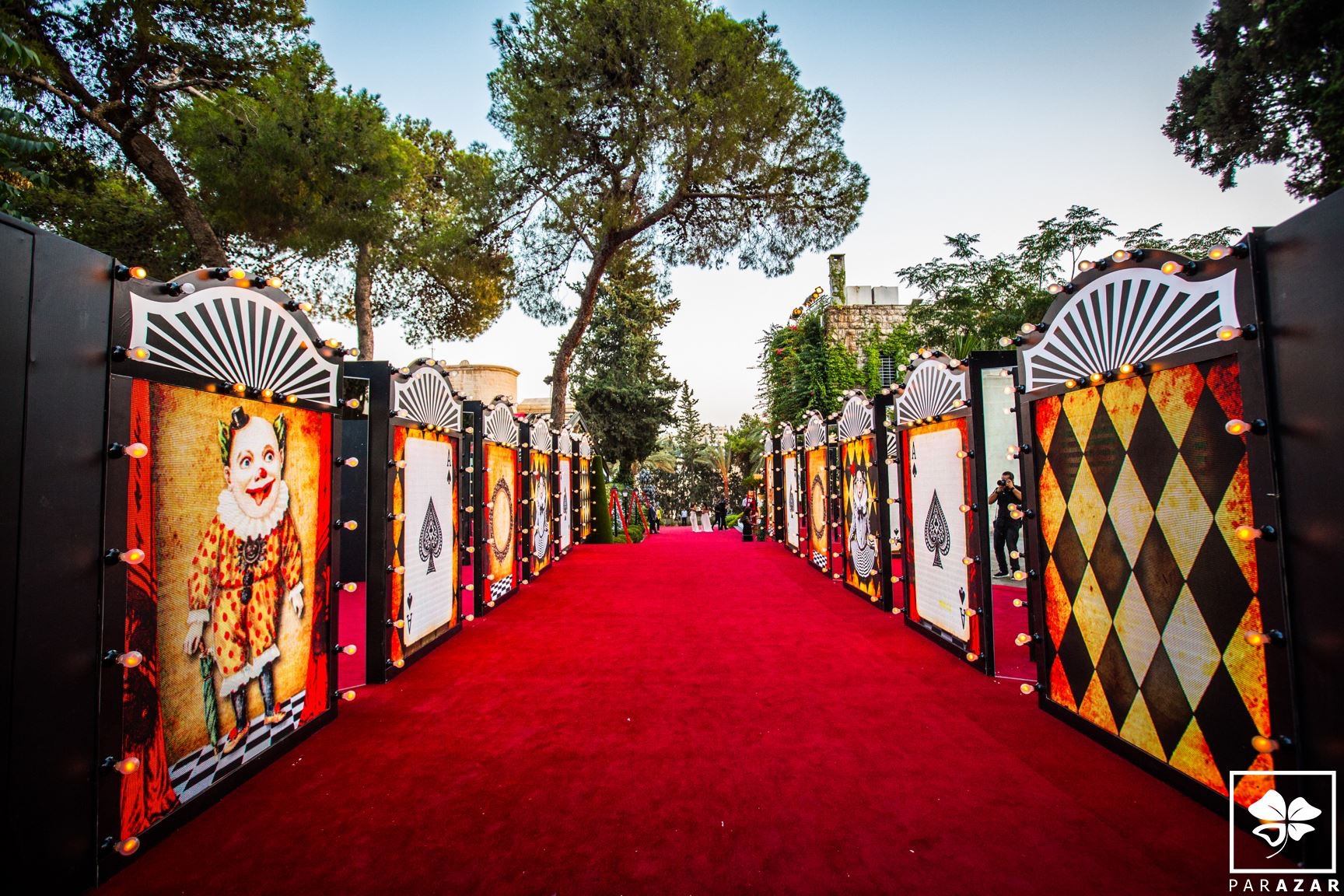 My Event Design | Circus of Love
