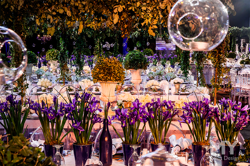 My Event Design | Grecian Oasis