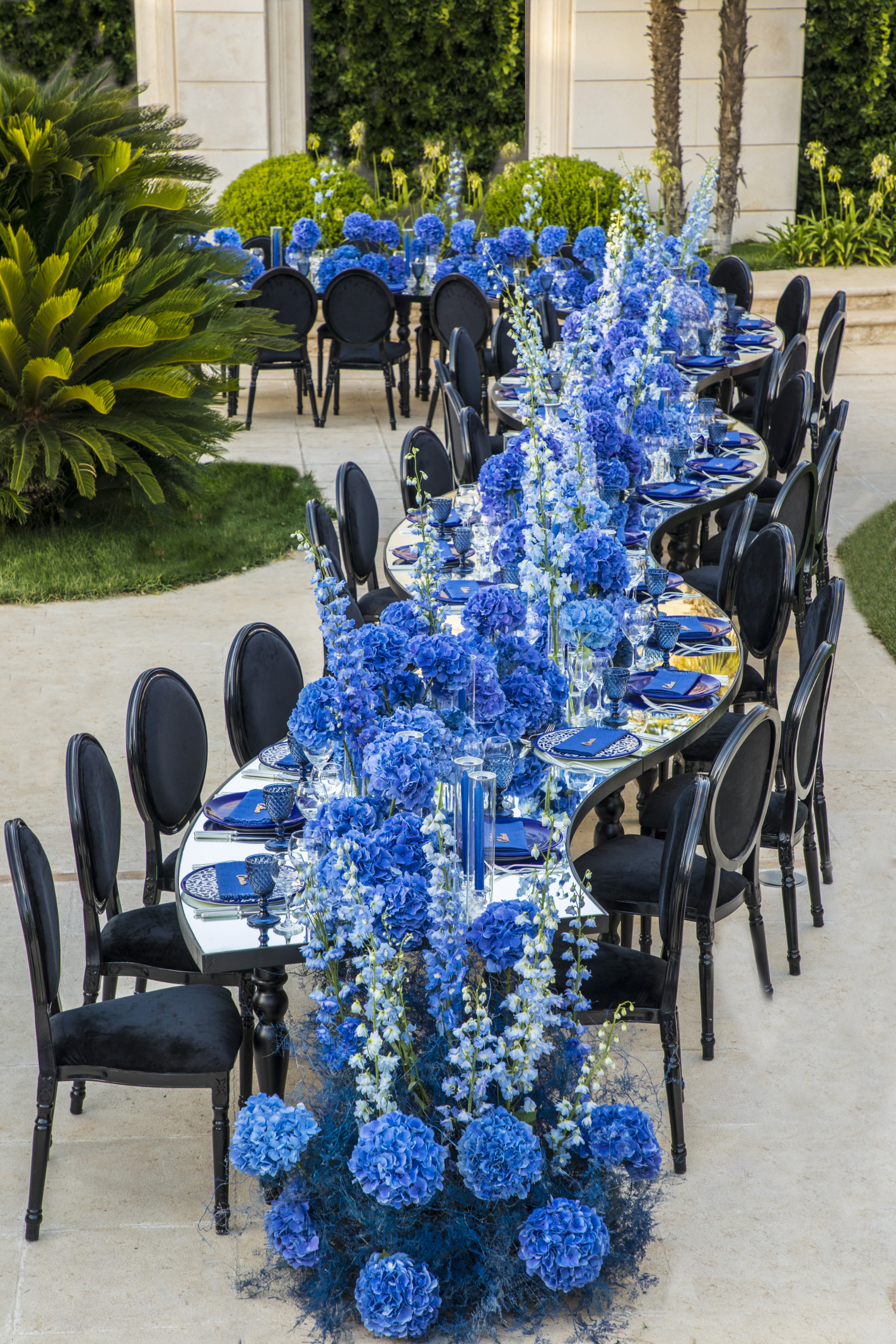 My Event Design | Royal Blue